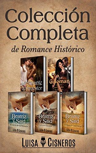 Colección Completa de Romance Histórico por Luisa M. Cisneros