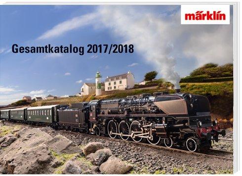 Märklin 15750 Märklin Katalog 2017/2018 DE