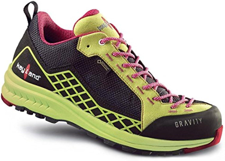 Kayland scarpe Woman outdoor multisport Gravity W'S GTX nero-Lime 018017170-37,5 | Qualità E Quantità Garantita  | Gentiluomo/Signora Scarpa