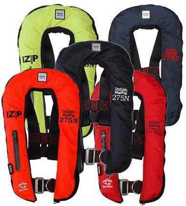 sea-sicher-pro-zip-275-n-schwimmwesten-typ-manuell-geschirr-x-1-aus-farbe-auswahl-gezeigt