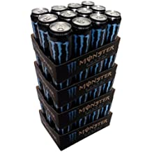 Monster Energy Drink absol utely Zero 48 x 0,5 (Azúcar libre