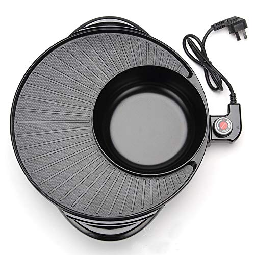 Parrilla BBQ eléctrica Thai - Barbacoa y Hot Pot