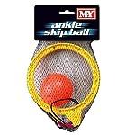 Unibos Skip Ball Kids Children Garden Indoor Outdoor Game Toy