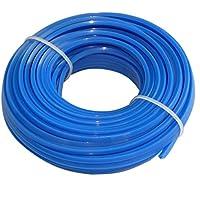 Aerzetix - Profilo quadrato filo blu di nylon 3mm 15m per tagliaerba taglierina trimmer decespugliatore - Utensili elettrici da giardino - Confronta prezzi