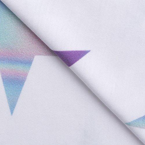 Fringoo - Débardeur - Femme multicolore Multicoloured Taille Unique Holo Stars