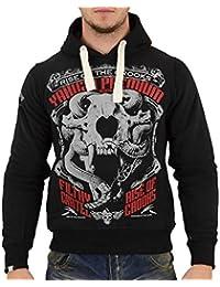 1c5d23a7bdad Suchergebnis auf Amazon.de für  yakuza hoodie herren  Bekleidung