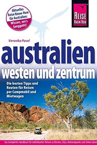 Australien – Westen und Zentrum (Reiseführer)