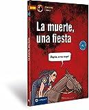 La muerte, una fiesta: Spanisch A2 (Lernkrimi Comics)