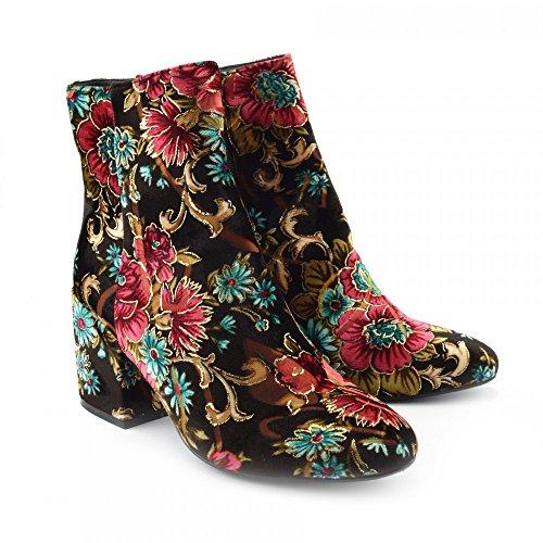 Kick Footwear Chelsea Boots, Stivali donna Multicolor