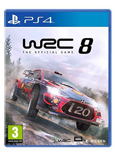 World Rally Championship 8 (WRC 8)  Versión española - PlayStation 4 [Edizione: Spagna]