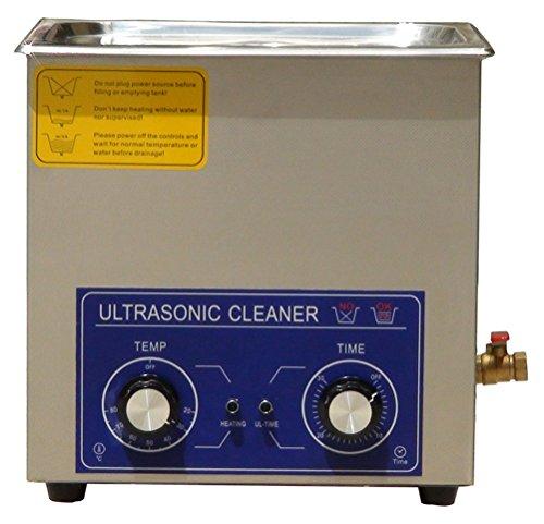 Jakan 14L Edelstahl Ultraschallreinigungsgerät Ultraschallreiniger Ultraschallbad Reinigungsgerät für Schmuck Brille Dental Home ultraschallreinigungsgerät