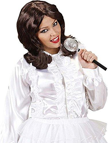70s Pop Star Boxed Wig for Hair Accessory Fancy (Fancy Pop Star Dress)