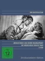 Die weiße Hölle vom Piz Palü - Zweitausendeins Edition Deutscher Film 1/1929 hier kaufen