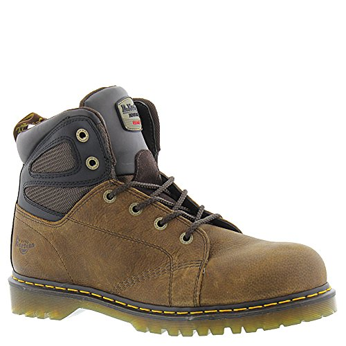 Mens Eh Slip (Dr Martens Mens Fairleigh ST6 eye Lace up Slip Resistant Safety Boots)