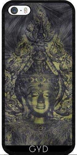 Coque pour Iphone 6 (4,7 '') - Bouddha by Marina Kuchenbecker Silicone