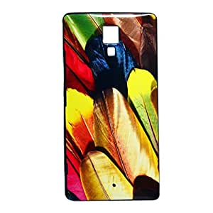 ksc sales New Rubber Finish Printed Silicone Soft Back Case Cover For Micromax Canvas Blaze 4G Plus Q414