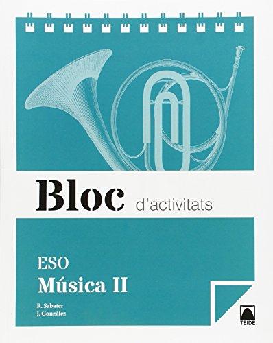 Bloc d'activitats Música II ESO