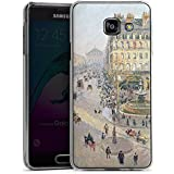 Samsung Galaxy A3 (2016) Housse Étui Protection Coque Camille Pissarro The Avenue de L'Opera Art