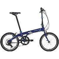 Dahon Faltrad VYBE D7s 7 Gang ND Blau 20 Zoll Klapp Fahrrad Faltrahmen Kettenschaltung Leerlauf,