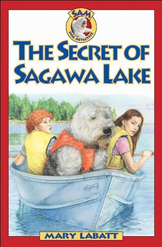 Secret of Sagawa Lake, The (Sam: Dog Detective) by Mary Labatt (2001-08-01)