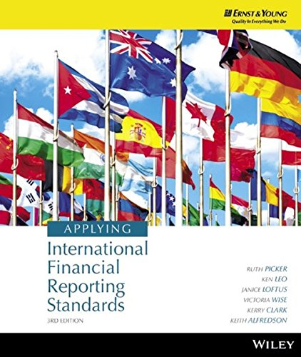 Applying International Financial Reporting Standards 3E