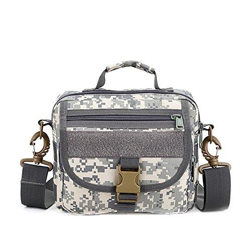 e-jiaen Taille Tasche Handtasche Schulter Tasche für Radfahren Wandern Camping und Verwandte Outdoor Sports oder Werkzeuge Zubehör C4