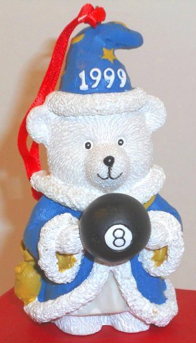 1999-marshall-fields-santabear-santa-bear-christmas-ornament-15-years-by-marshall-fields