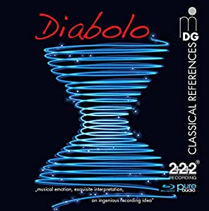 DIABOLO - 28 Classical Audiophile Examples + Test Signals [Blu-ray] [2013] [US Import]