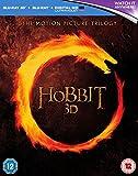 The Hobbit  - Trilogy [Edizione: Regno Unito] [Reino Unido] [Blu-ray]