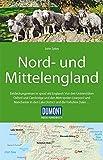 DuMont Reise-Handbuch Reiseführer Nord-und Mittelengland: mit Extra-Reisekarte