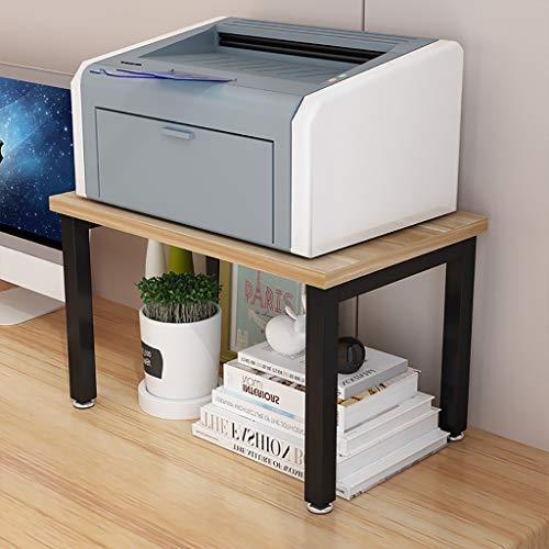 gerregal, Drucker Rack Scanner Rack Handyhalter Büro Haushalt Lagerregal Größe: 45 * 23 * 39 Cm) (Color : D1) ()