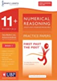 11+ Essentials Numerical Reasoning: Multipart Questions Practice Papers for CEM: Book 1 (First Past the Post)