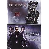 blade 2 / blade trinity (2 dvd) box set DVD Italian Import by wesley snipes