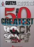 DescriptionGuitar World: 50 Greatest Rock Songs Of All Time The name says it all: the 50 best rock songs as decided by the experts at Guitar World magazine transcribed note-for-note. SonglistAin't Talkin' 'Bout LoveAll Along The WatchtowerAll Day And...
