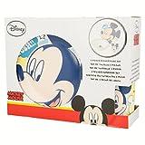 Mickey Mouse Geschenkbox, 3-Teiliges Geschirrset mit Teller, Tasse, Dessertschale; Motiv: Soy Luna (Stor 78165)