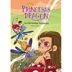 Princesas Dragón: Los hermanos Tormenta
