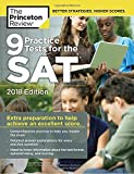 #3: 9 Practice Tests for the SAT (College Test Preparation)