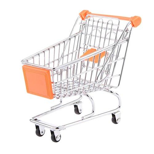 Fengh Mini Juguete Carrito Compra Carro supermercado