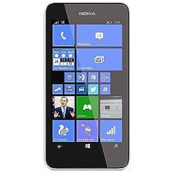 Nokia Lumia 638 (Black, 1GB)(Certified Refurbished)