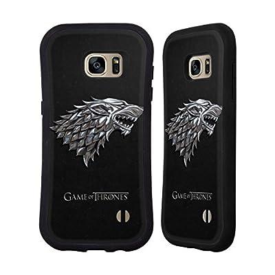 Official HBO Game Of Thrones Sigils Hybrid Case for Samsung Phones