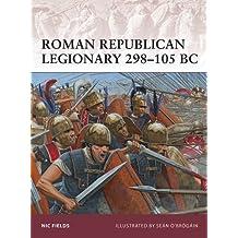 Roman Republican Legionary 298-105 BC (Warrior) by Nic Fields (2012-04-17)