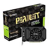 Palit GeForce GTX 1050 Ti NE5105T018G1-1070F Grafikkarte 4GB schwarz