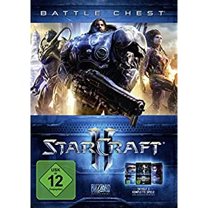 Starcraft 2 – Battlechest 2.0