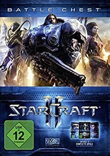 Starcraft 2 - Battlechest 2.0 (B01M319UJ0)   Amazon price tracker / tracking, Amazon price history charts, Amazon price watches, Amazon price drop alerts