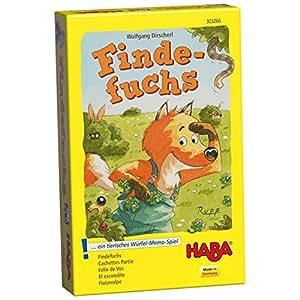 HABA Findefuchs Memory