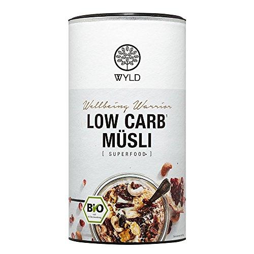 Low Carb* Müsli Superfood
