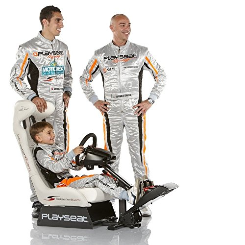 Playseat Evolution M Sébastien Buemi Special Edition - 11