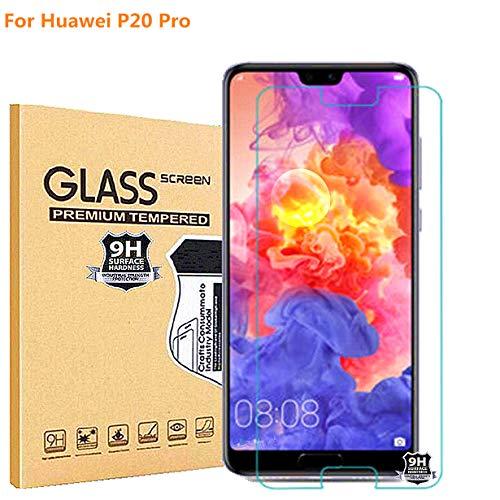 RUIST Huawei P20 Pro Schutzfolie,Huawei P20 Pro Schutzglas,Ultra Dünn Panzerglas Panzerschutz Folie Glas Folie [9H] Panzerfolie Folie Displayschutz Folie für Huawei P20 Pro