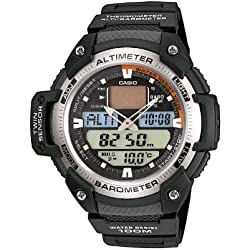 Montre Homme Casio Collection SGW-400H-1BVER