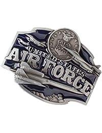 Sharplace Boucle de Ceinture en Métal Classique Vintage American Armée Western  Cowboy 83c63de9fa0